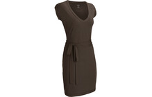 Icebreaker Villa Dress robe Femme BF150 marron